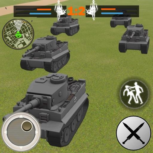 Tanks World War 2: RPG Survival Game icon