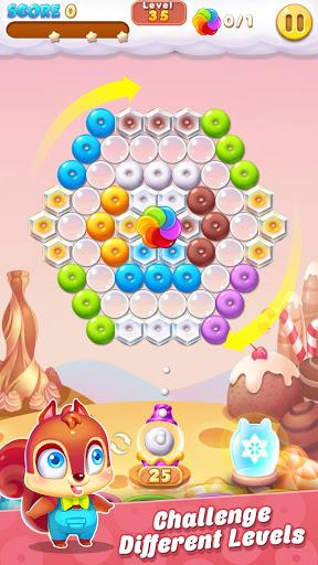 Bubble Shooter Cookie 5 تصوير الشاشة