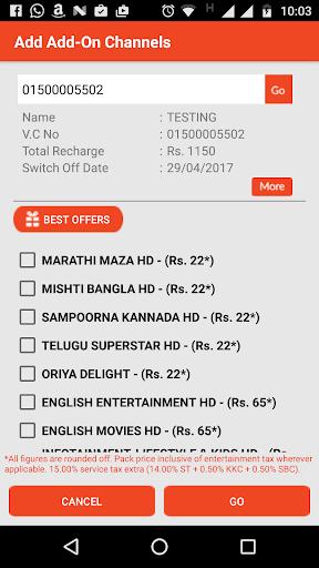 DishTV BIZ screenshot 6