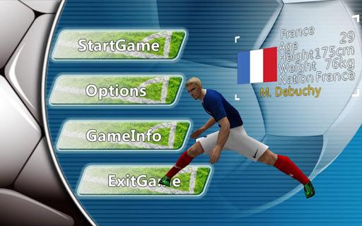 Winner Soccer Evolution 18 تصوير الشاشة