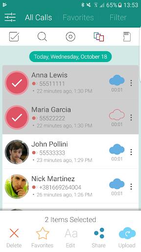 Call Recorder S9 - Automatic Call Recorder Pro screenshot 3