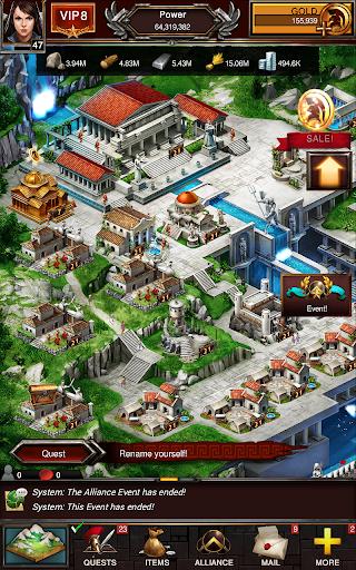 Game of War - Fire Age screenshot 18