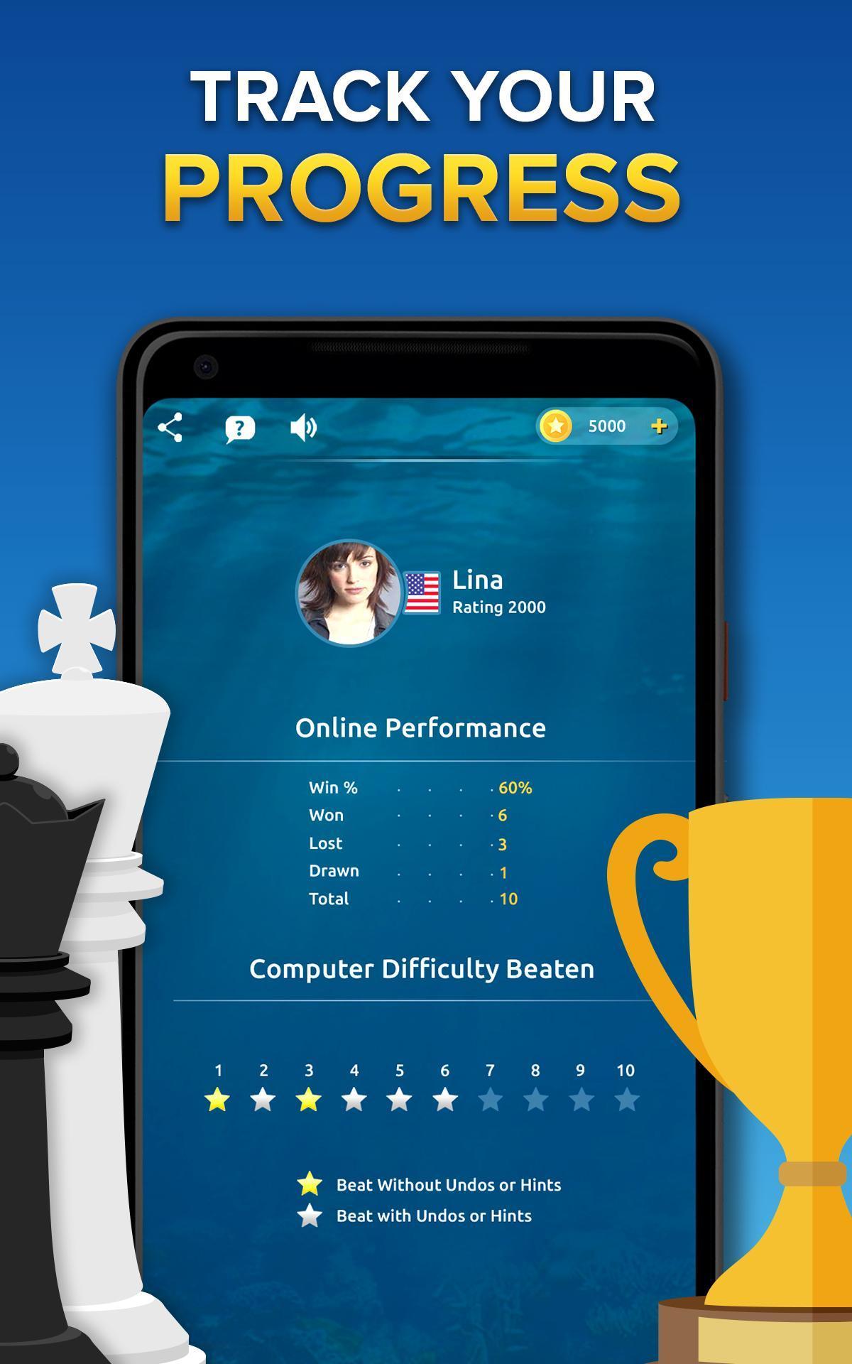 Chess Stars - Play Online screenshot 19
