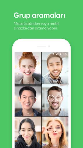 LINE: Ücretsiz Arama ve Mesaj screenshot 4