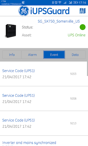 iUPSGuard screenshot 3