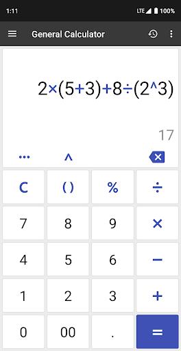 ClevCalc - Calculator screenshot 2