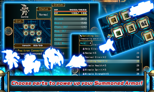 RPG Eclipse of Illusion screenshot 3