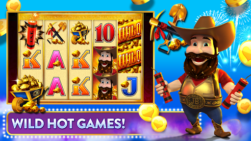 Slots: Heart of Vegas™ – Free Casino Slots Games 3 تصوير الشاشة