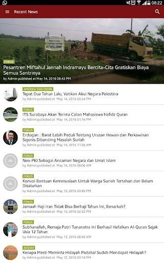 Fokus Islam 1 تصوير الشاشة