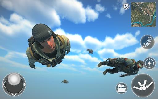 Free Survival Battleground: Fire Battle Royale screenshot 13