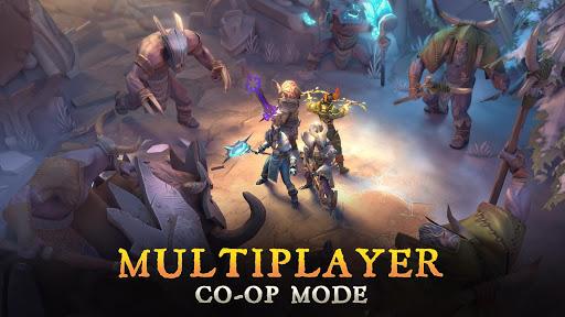 Dungeon Hunter 5 – Action RPG screenshot 3