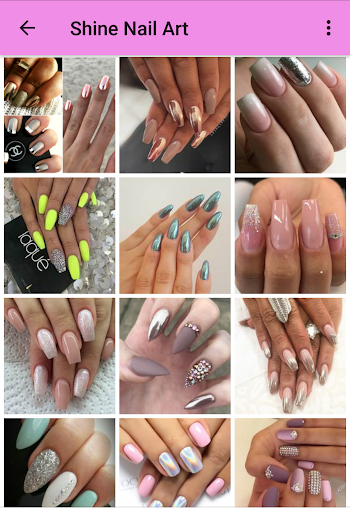 Nail Art 2 تصوير الشاشة