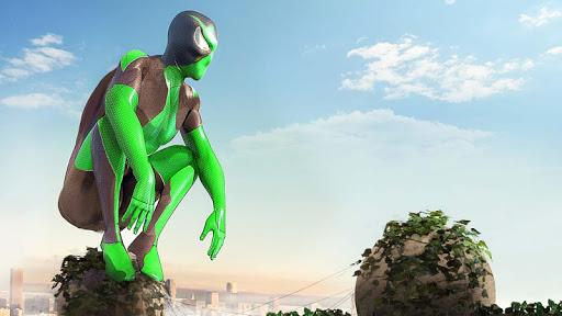 Rope Frog Ninja Hero - Strange Gangster Vegas screenshot 3