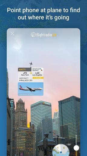 Flightradar24 Flight Tracker 6 تصوير الشاشة