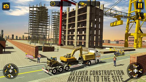 City Construction Simulator: Forklift Truck Game screenshot 2