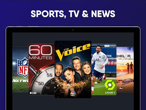 fuboTV: Watch Live Sports, TV Shows, Movies & News screenshot 11
