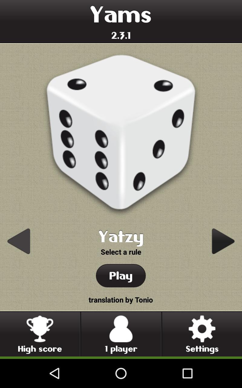 Yatzy (No Ads) screenshot 7