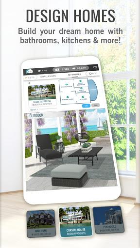 Design Home: House Renovation screenshot 3