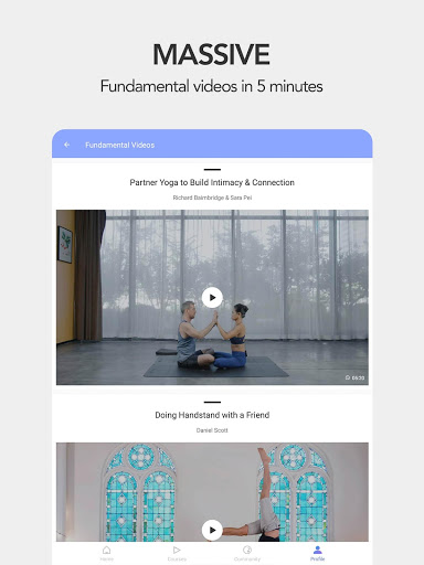 Daily Yoga - Yoga Fitness Plans 14 تصوير الشاشة