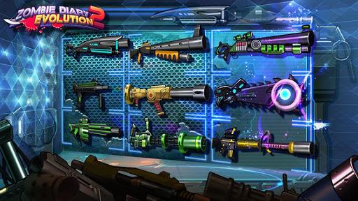 Zombie Diary 2: Evolution 3 تصوير الشاشة