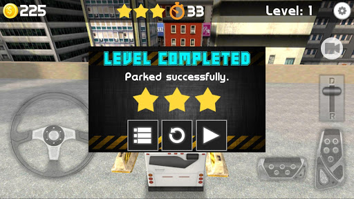 Bus Parking 3D 5 تصوير الشاشة