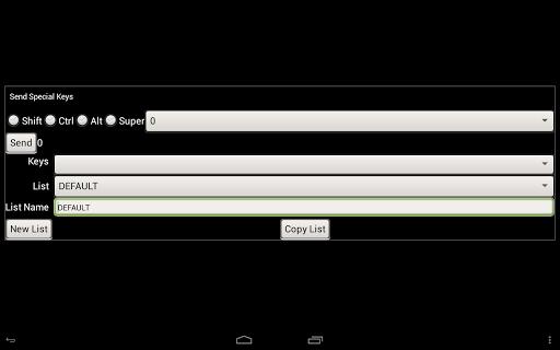 bVNC: Secure VNC Viewer screenshot 15