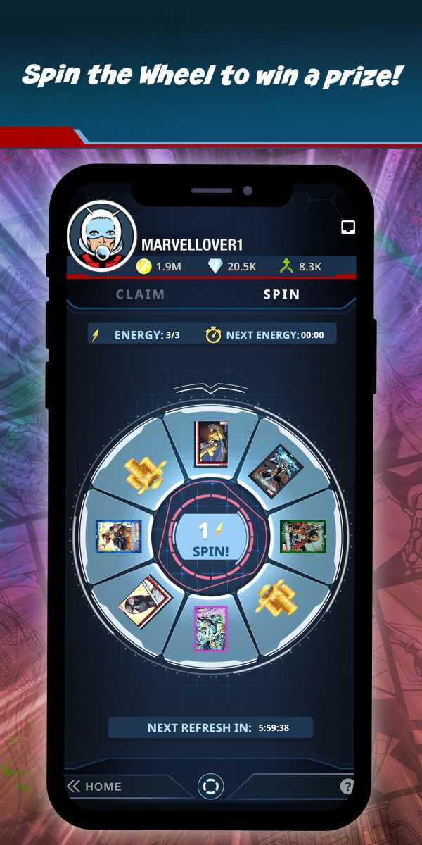 Marvel Collect! by Topps Card Trader screenshot 4