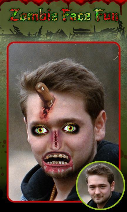 Zombie Face Fun screenshot 2