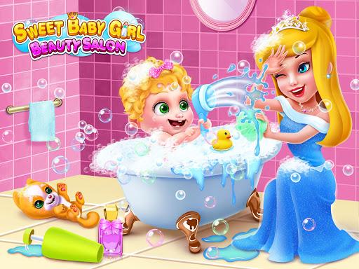 الحلو طفلة الأميرة السحرية 3 تصوير الشاشة