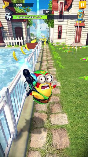 Minion Rush: Despicable Me Official Game screenshot 2
