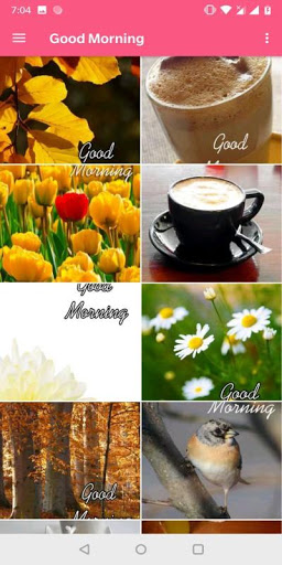Good Morning Images and Messages screenshot 2