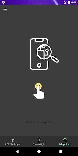 Super Flashlight - SOS Blink screenshot 6