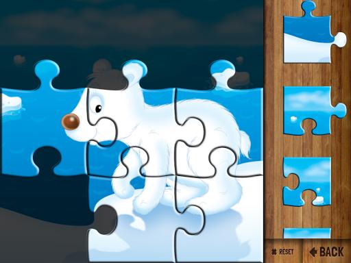 Kids' Puzzles 4 تصوير الشاشة