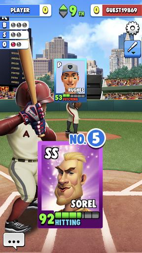 World BaseBall Stars screenshot 4
