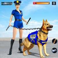 US Police Dog Crime Chase Shooting Games on APKTom