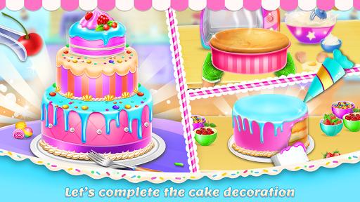 Sweet Bakery Chef Mania: Baking Games For Girls screenshot 4