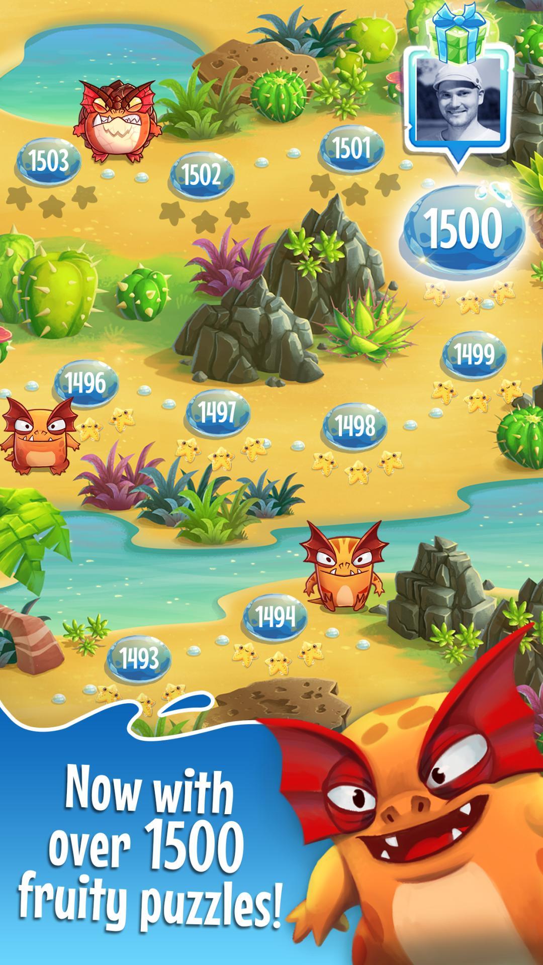 Fruit Nibblers 5 تصوير الشاشة