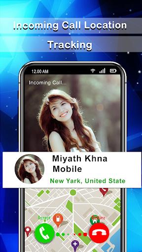 Mobile Phone Caller Number Tracker screenshot 4
