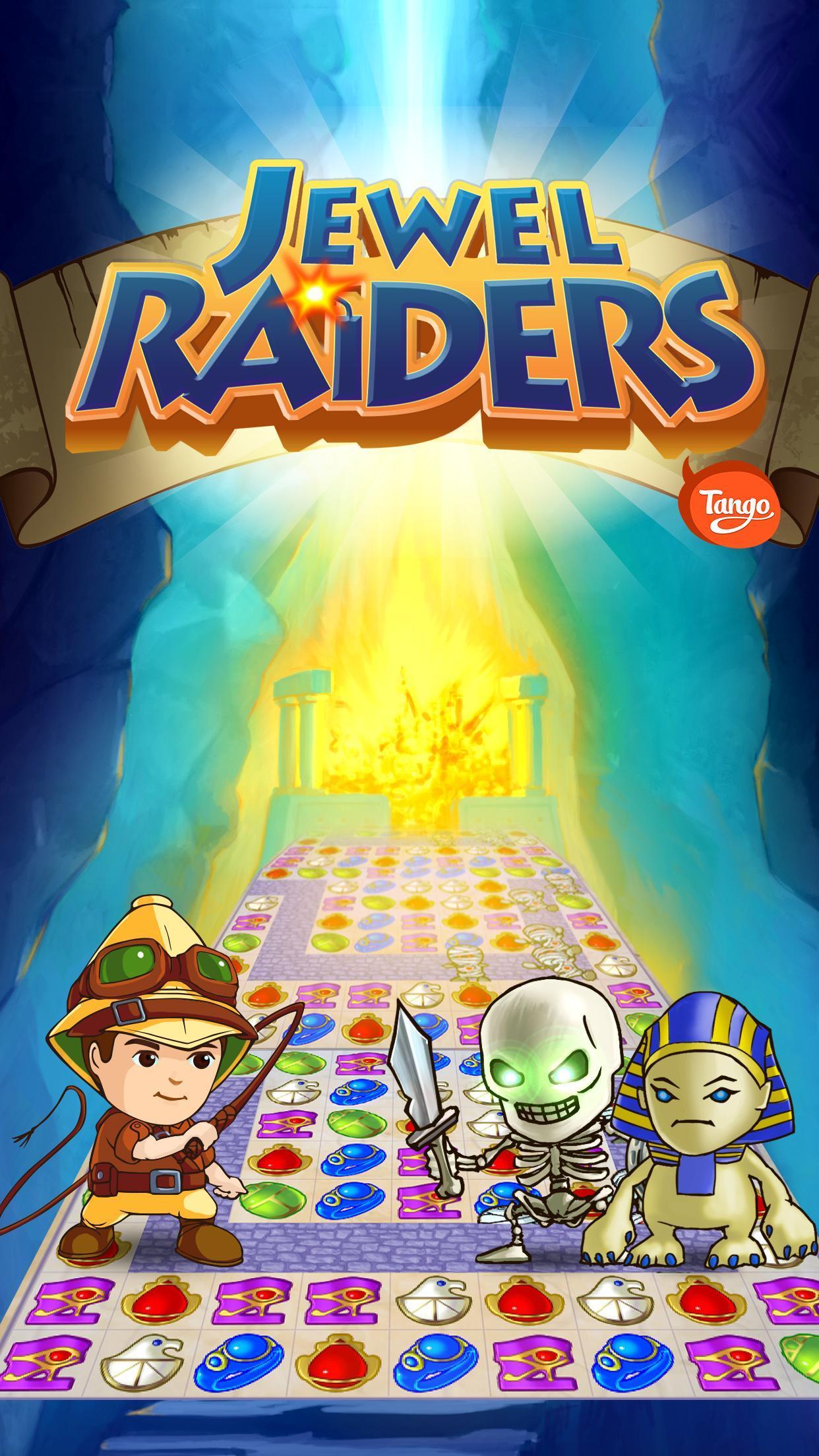 Jewel Raiders for TANGO 11 تصوير الشاشة