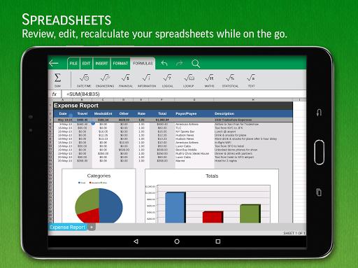 SmartOffice - View & Edit MS Office files & PDFs screenshot 13
