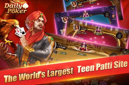 Daily Poker - Indian Casino screenshot 1