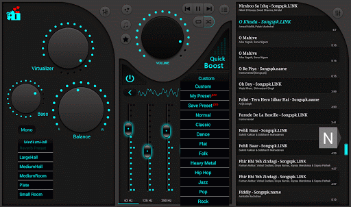 Bass Booster screenshot 9