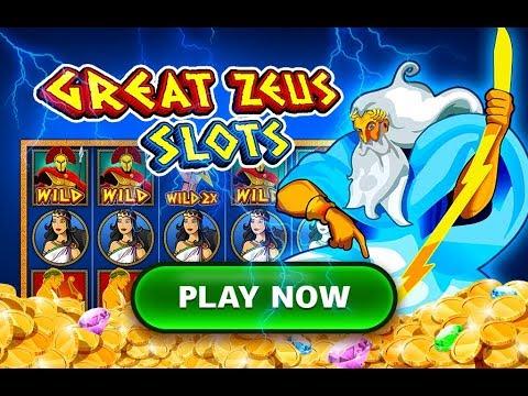 Slots Great Zeus – Free Slots screenshot 1