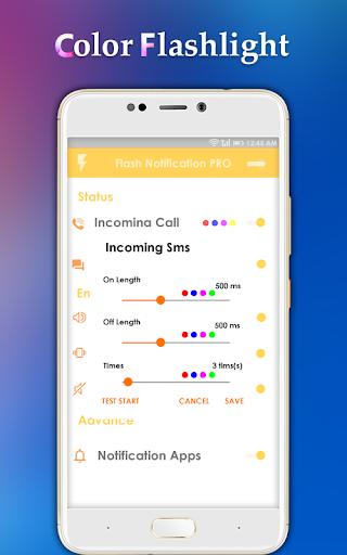 True Color Flashlight HD Torch Light 2020 screenshot 3