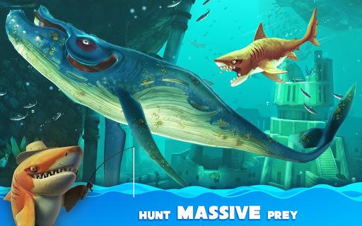 Hungry Shark World screenshot 22