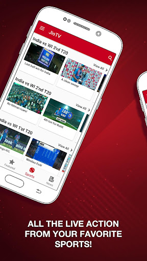 JioTV – News, Movies, Entertainment, LIVE TV screenshot 3