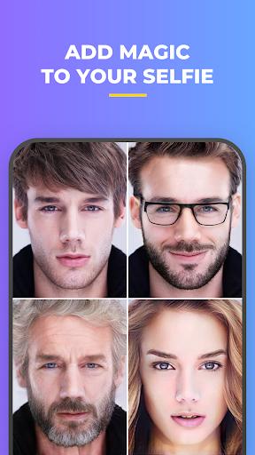 FaceApp: Easy Selfie Editor, Beauty & Video screenshot 8