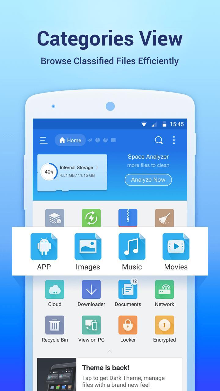 ES File Explorer File Manager screenshot 19