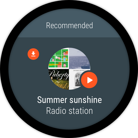 Google Play Music screenshot 8