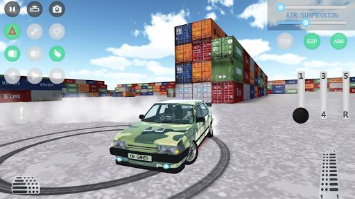 Car Parking and Driving Simulator 6 تصوير الشاشة